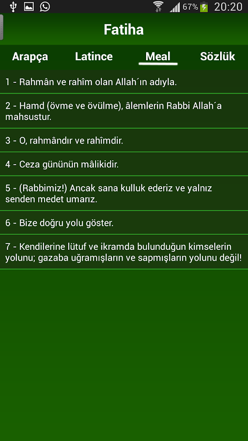 İnternetsiz Kuran-ı Kerim - Android Apps on Google Play