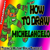 Drawing Ninja Turtles