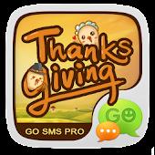 (FREE)THANKS GO SMS THEME