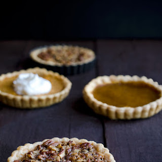 Thanksgiving Pie Tarts.