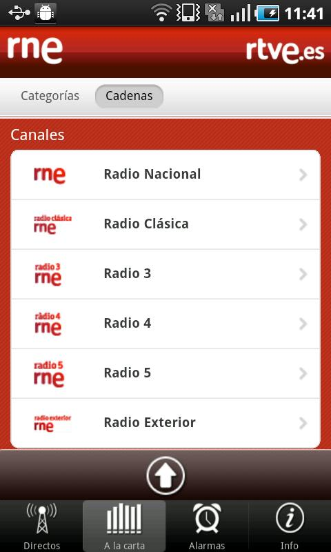 RNE En Directo - screenshot