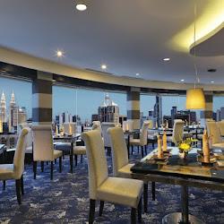 Restaurants in Sunway Putra Hotel (Sunway Putra Hotel Kuala