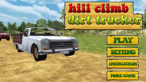 Hill Climb Dirt Trucker