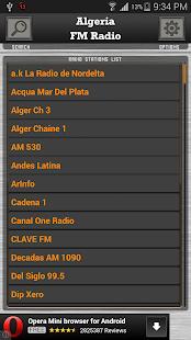 Algeria FM Radio