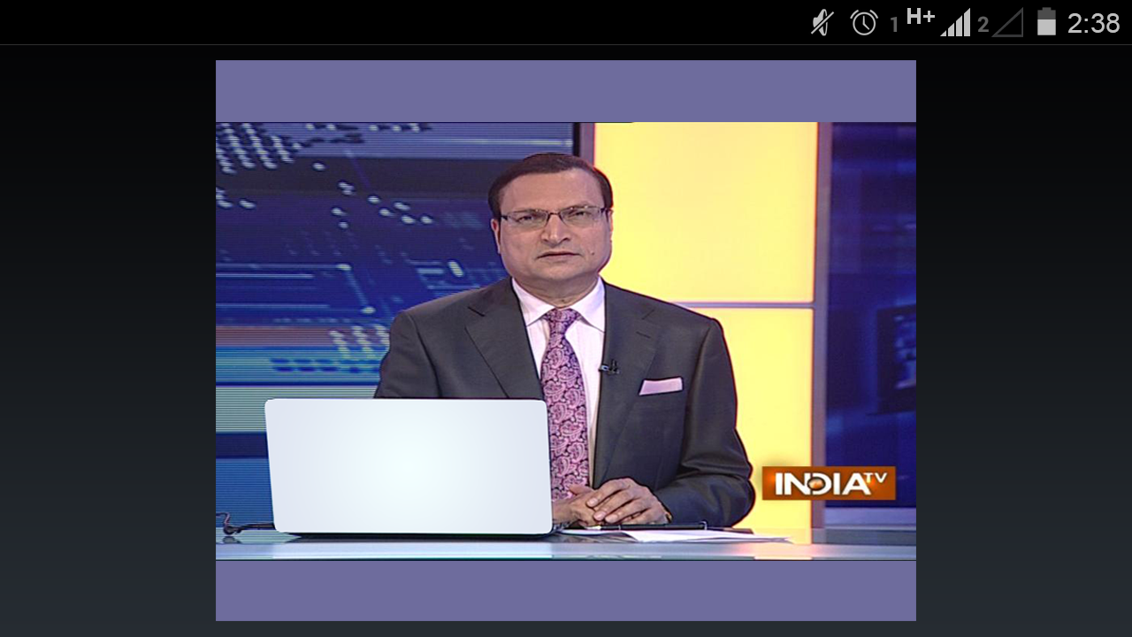 IndiaTV Live- screenshot