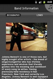 Johnny Bennett - screenshot thumbnail