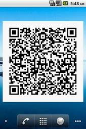 QR Code Widget