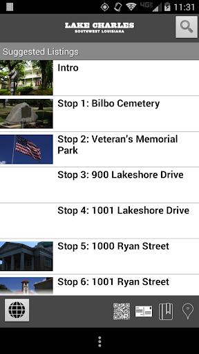 【免費旅遊App】Lake Charles Historic Tour-APP點子