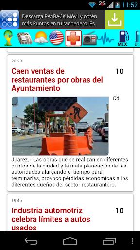 My Ciudad Juárez App