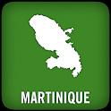 Martinique GPS Map icon