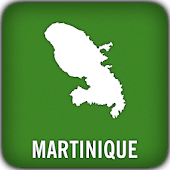 Martinique GPS Map