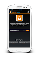 Screenshot of Automaton Locker-Smarter lock
