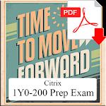Citrix 1Y0-200 Prep Exam