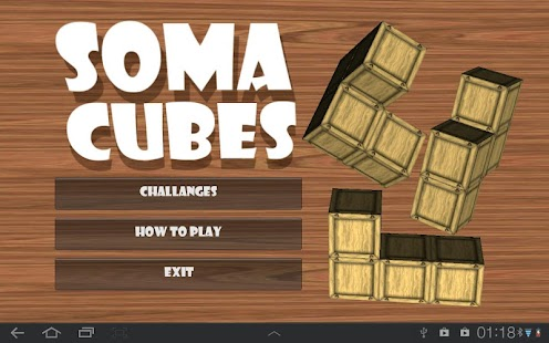 Soma Cubes - screenshot thumbnail