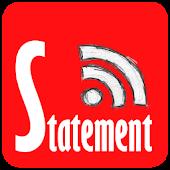 Statement (Indian News)