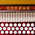 Hohner-GCF Button Accordion icon