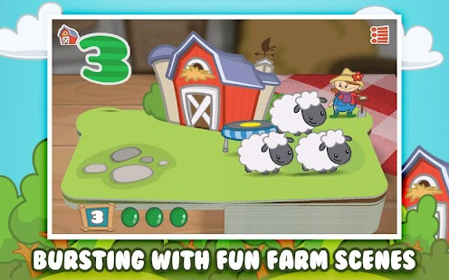 Farm 123 - Learn to count- screenshot thumbnail