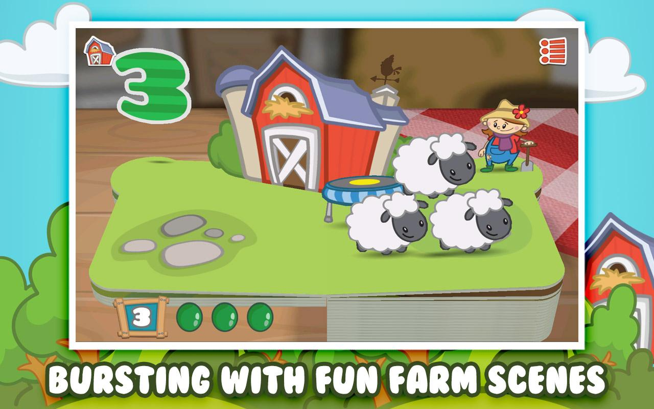 Farm 123 - Learn to count- screenshot