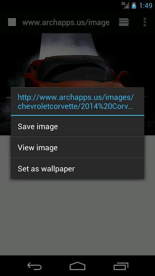 Chevrolet Wallpapers by AI - screenshot