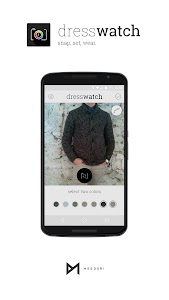 DressWatch Watch Face v1.05