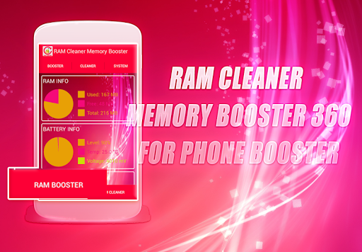 RAM Cleaner Memory Booster 360
