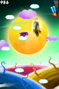 Aero Monkey Jumping - screenshot thumbnail