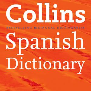 Collins Spanish Dictionary TR 書籍 LOGO-玩APPs