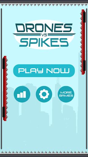 Drones VS Spikes