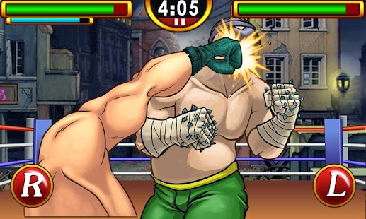 Crazy Fighting - KO Killer- screenshot thumbnail