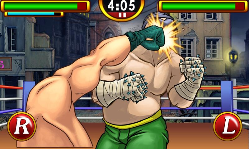 Crazy Fighting - KO Killer- screenshot