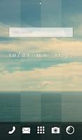 Screenshot of Cute Wallpaper★memory sky