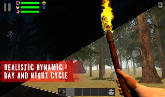 Screenshot of The Survivor: Rusty Forest