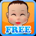 MyTalkingBaby Free logo