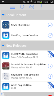 NKJV Study Bible - náhled