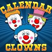 Calendar Clowns