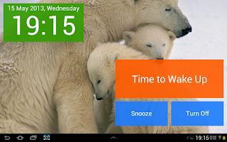 Screenshot of Alarm x4 (Open Source)