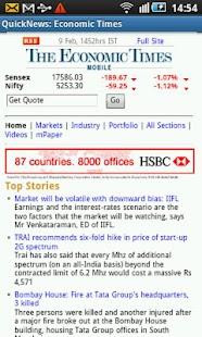 QuickNews India- screenshot thumbnail