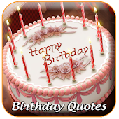 Birth Day Quotes App