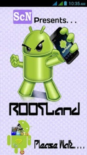 Root android : Rootland - screenshot thumbnail