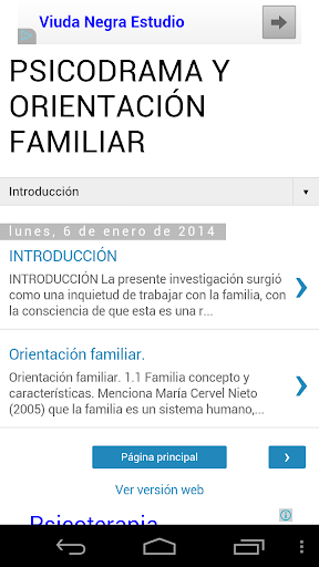 PSICODRAMA Y FAMILIA