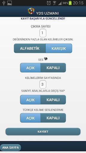 【免費教育App】YDS Uzmanı-APP點子