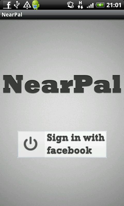 NearPal- screenshot