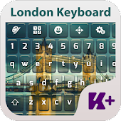 London Keyboard Theme