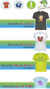 Camisetas Los Camisetos screenshot 0