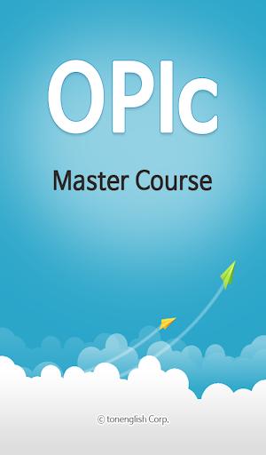 tonpos OPIc Master Course