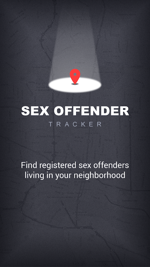 Sex Offender Search- screenshot