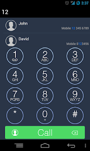 ExDialer 7 Dark Theme - screenshot thumbnail