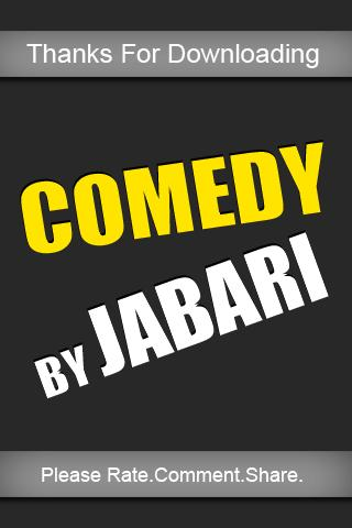 Comedy by Jabari™ - screenshot