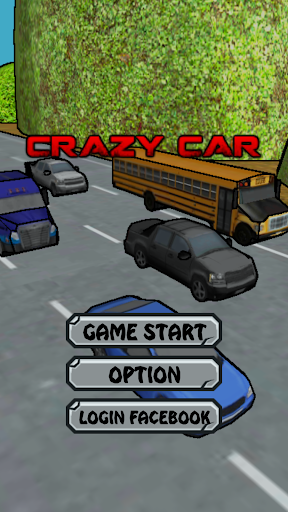 Crazy Car Beta