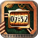 Steampunk Chronometer icon
